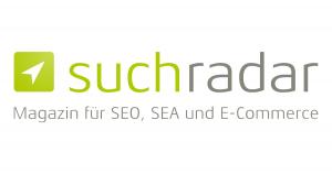 Logo Suchradar